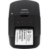 BRTQL600 - Brother QL-600 Desktop Direct Thermal Printer ...