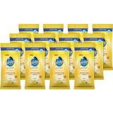 SJN319250CT - Pledge Lemon Scent Enhancing Wipes