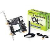 Gigabyte IEEE 802.11ac Bluetooth 5.0 - Wi-Fi/Bluetooth Combo Adapter for Desktop Computer