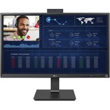 LG 27CN650N-6A All-in-One Thin Client - Intel Celeron J4105 Quad-core (4 Core) 1.50 GHz