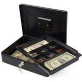 CUI82012 - CARL Bill Tray Steel Security Cash Box