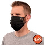 EGO48880 - Skullerz 8801-Case Pleated Face Cover Mask