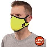 EGO48863 - Skullerz 8802F(x)-Case Contoured Face Mask wit...