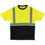 EGO22507 - GloWear 8289BK Type R Class 2 Front T-Shirt