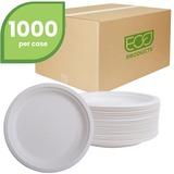ECOEPP016PCT - Eco-Products Sugarcane Plates