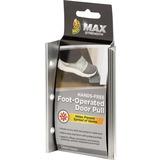 DUC287363 - Duck Brand Hands-Free Foot-Operated Door Pull