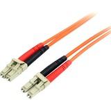 StarTech.com 10m Multimode 62.5/125 Duplex Fiber Patch Cable LC - LC