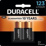 DURDL123AB2 - Duracell Lithium Photo Battery