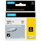 DYM18057 - Dymo Rhino Heat Shrink Tube Labels
