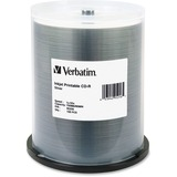 VER95256 - Verbatim CD-R 700MB 52X DataLifePlus Silver Ink...
