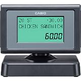 Casio QT-6060D Pole Display