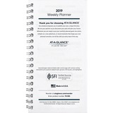 AAG7090520 - At-A-Glance Pocket Weekly Refill
