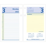 AAGE51750 - At-A-Glance QuickNotes Daily Desk Calendar Ref...