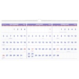 AAGPM1428 - At-A-Glance 3-Month Horizontal Wall Calenda...