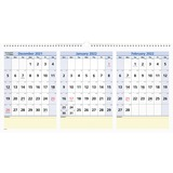 AAGPM1528 - At-A-Glance QuickNotes 3-Month Horizontal Wall...
