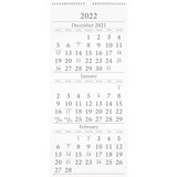 AAGSW11528 - At-A-Glance 3-Month Vertical Wall Calendar