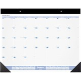 AAGSW23000 - At-A-Glance Monthly Two-color Desk Pad