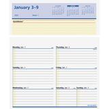 AAGSW70650 - At-A-Glance Flip-A-Week Desk Calendar Refill