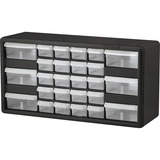 "Akro-Mils 26-Drawer Plastic Storage Cabinet - 26 Compartment(s) - 10.3"" Height x 20"" Width x 6.4"" De AKM10126"