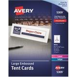 AVE5309 - Avery® Laser, Inkjet Print Tent Card