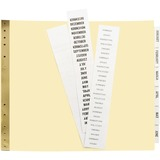 AVE11730 - Avery&reg Data Binder Insertable Dividers