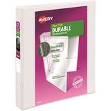 "AVE17012 - Avery® Durable View Binder, 1"" Slant Rings..."