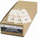 AVE18670 - Avery® Duplicate Auto Park Tags