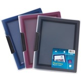 """Avery Flexi-View Swing Clip Report Cover - Letter - 8 1/2"""" x 11"""" Sheet Size - 25 Sheet Capacity - Po AVE47856"""