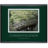 Advantus Communication Framed Poster