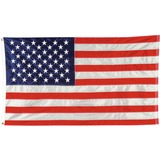 "Baumgartens Heavyweight Nylon American Flags - United States - 60"" x 96"" - Stitched - Nylon BAUTB5800"