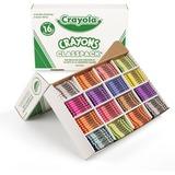 CYO528016 - Crayola 16-Color Classpack Crayons