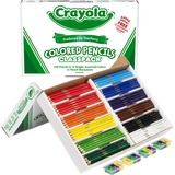 CYO688024 - Crayola 240 Count Colored Pencils Classpa...