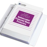 CLI62033 - C-Line Heavyweight Poly Sheet Protectors with A...