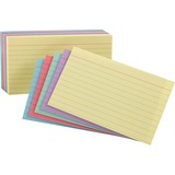 OXF34610 - Oxford Printable Index Card - 10% Recycled