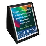LIO39009 - Lion Flip-N-Tell Display Easel Books