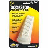 MAS00900 - Big Foot Doorstop, Beige