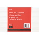 MEA63008 - Mead 90 lb Stock Index Cards