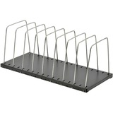 MMF Adjustable Easy-File Wire Rack