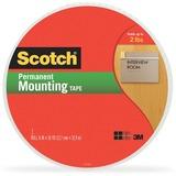 MMM401612 - Scotch Double-Coated Foam Mounting Tape