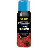 MMM6065 - Scotch Spray Mount Clear Adhesive