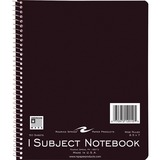 """Roaring Spring 1-Subject Wirebound Notebook - 50 Sheets - Printed - Wire Bound 7"""" x 8.50"""" - Assorted ROA12010"""