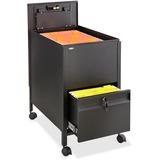 SAF5364BL - Safco Rollaway Mobile File Cart