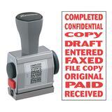 XST81041 - Xstamper 10-In-1 Phrase Stamp
