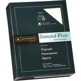 SOU3122410 - Southworth Diamond White Business Paper