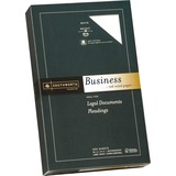 "Southworth Red Ruled Business Paper - Legal - 8.50"" x 14"" - 20 lb Basis Weight - Recycled - 25% Recy SOU403ER"