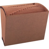 SPR26535 - Sparco No Flap Heavy-Duty Accordion Files