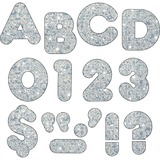 """TEPT1613 - Trend 4"""" Sparkle Uppercase Ready Letters..."""