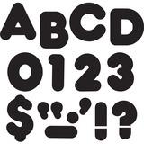 """TEPT433 - Trend Reusable 2"""" Ready Alphabet Letters Set"""