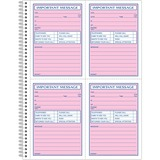 TOP4005 - TOPS Carbonless Important Message Book