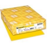 WAU22731 - Astrobrights Printable Multipurpose Card